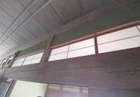 廊下塗り壁完工2