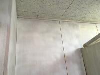 キッチン壁造作前2