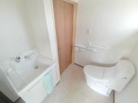 トイレ完工12