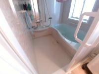 浴室UB設置