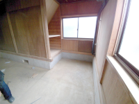 物置内部(新規浴室、洋室増設)